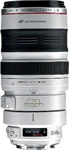 Canon Zoom objektiv EF100-400mm f/4.5-5.6 L IS US