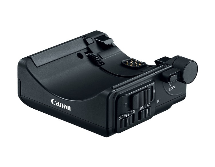 Canon power zoom adaptér