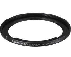 Canon filtr adapter FA-DC67A