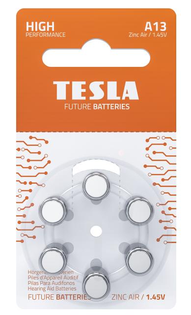 TESLA - baterie do naslouchadel A13 - 1099137259