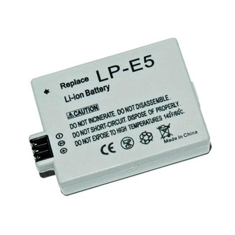 DOERR akumulátor - CANON LP-E5