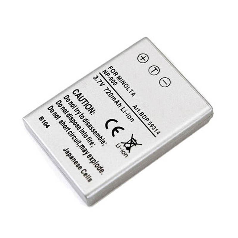 DOERR akumulátor - MINOLTA NP-900, OLYMPUS LI-80B
