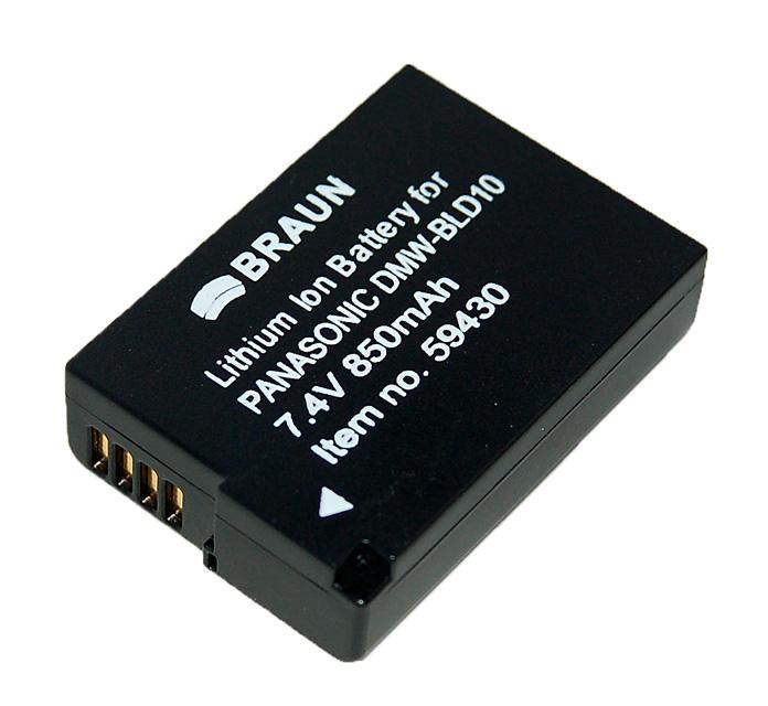 BRAUN akumulátor - PANASONIC BLD10