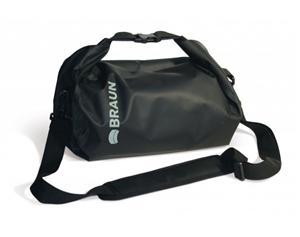 BRAUN vodotěsný vak SPLASH Bag (30x15x16,5cm,čern)