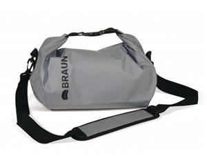BRAUN vodotěsný vak SPLASH Bag (30x15x16,5cm,šedý) - 84002