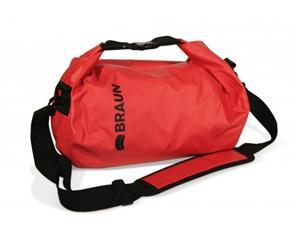 BRAUN vodotěsný vak SPLASH Bag (30x15x16,5cm,červ) - 84003