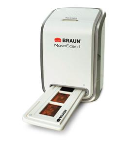 Braun NovoScan I filmový skener