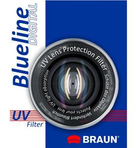 Braun UV BlueLine ochranný filtr 52 mm - 14155