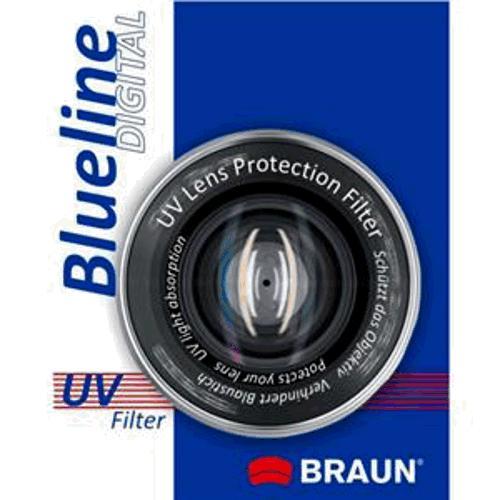 BRAUN UV filtr BlueLine - 62 mm