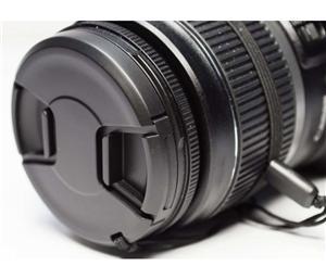 BRAUN přední krytka objektivu PROFI - 62 mm