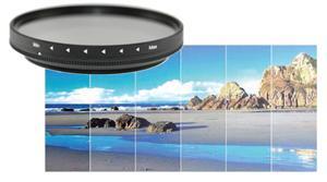 BRAUN filtr ND4-400x Vario Smooth - 58 mm+redukce