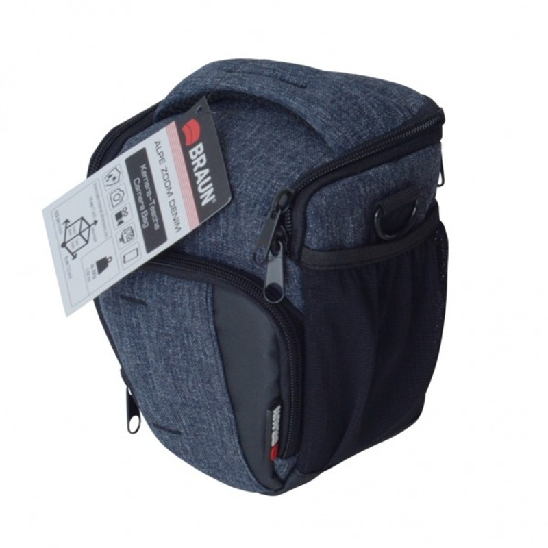 Braun ALPE ZOOM Denim taška