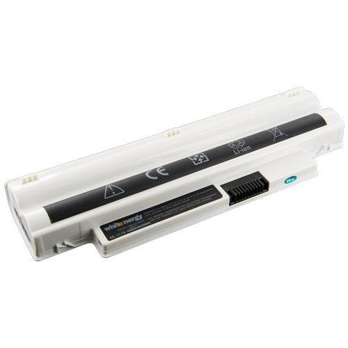 WE bat.Dell Inspiron Mini 1012 11.1V 4400mAh stříb