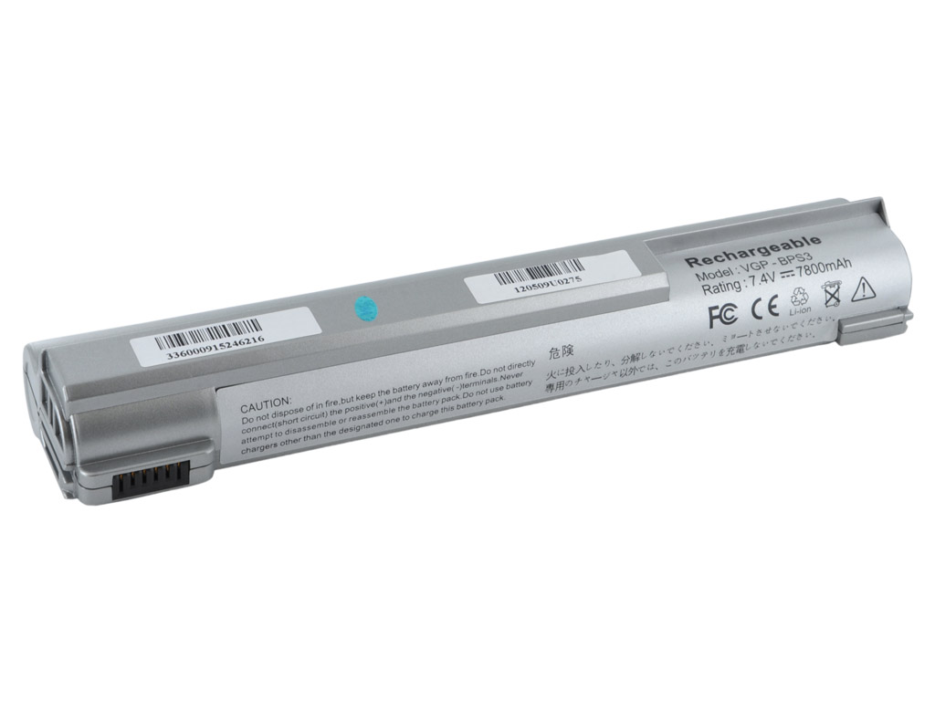 WE Premium HC baterie Sony Vaio BPS3 7,4V 7800mAh