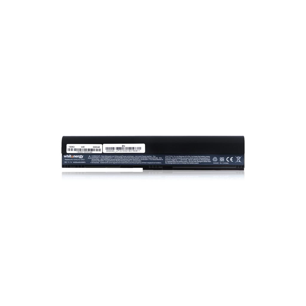 WE baterie Acer Aspire One 756 11.1V 4400mAh černá