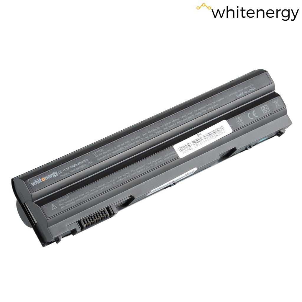 WE baterie Dell Latitude E6420 11.1V 6600mAh černá