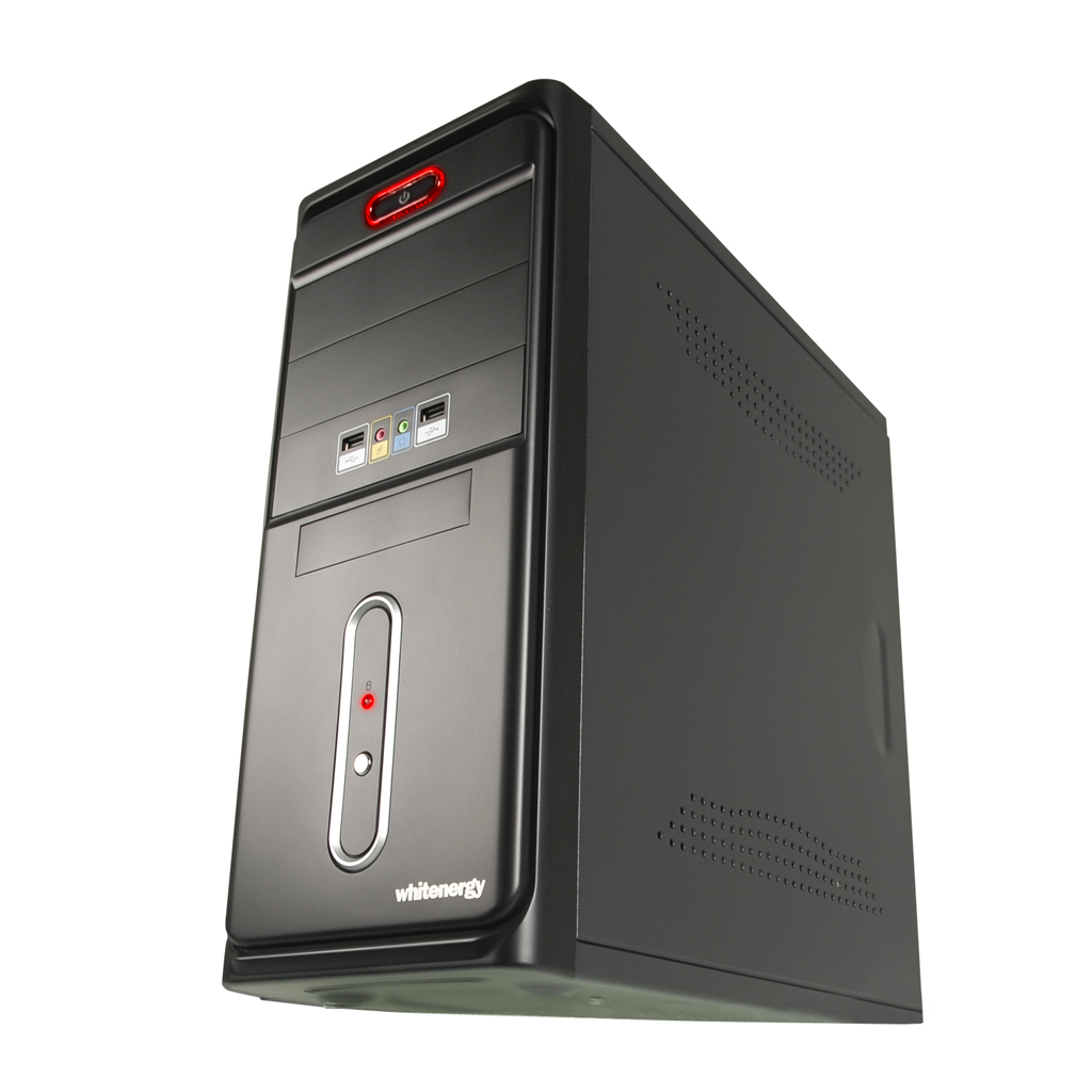 WE PC Case Miditower ATX 400W PC-3042