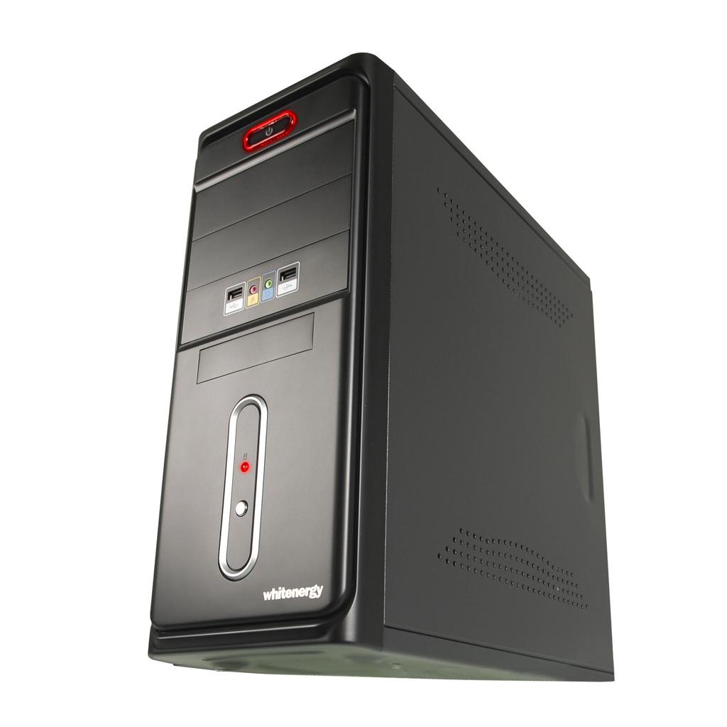 WE PC Case Miditower ATX 400W PC-3042