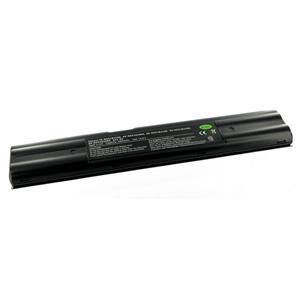 WE baterie pro Asus A42-A3 14,8V 4400mAh
