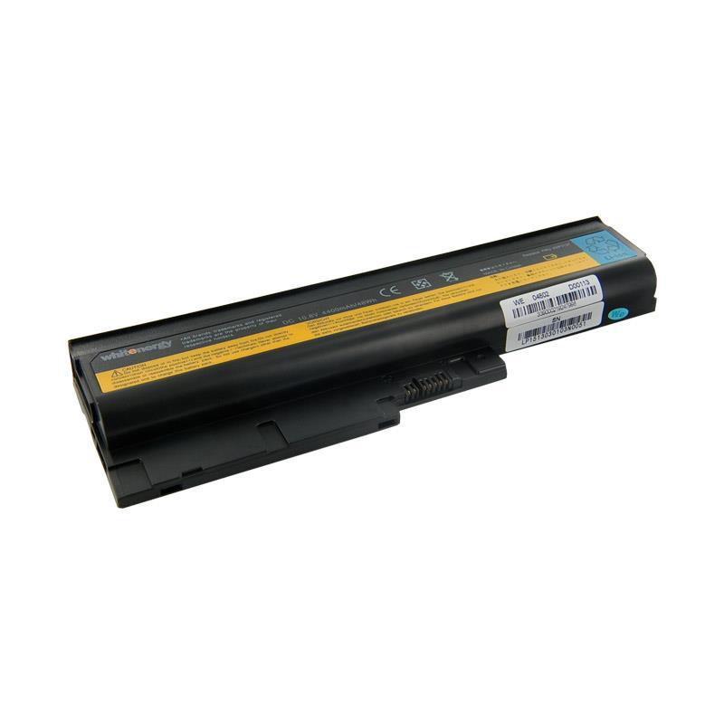 WE baterie pro Lenovo ThinkPad T60 10,8V 4400mAh