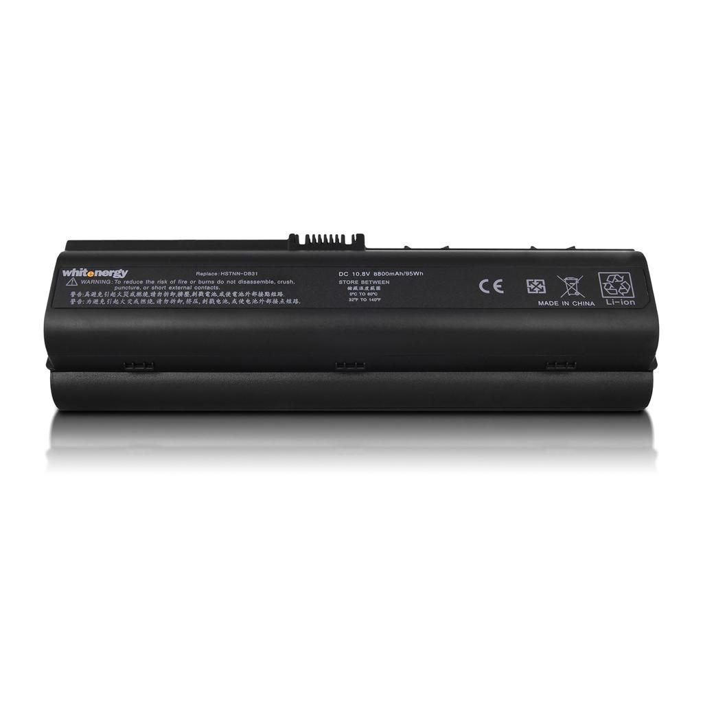 WE HC bat pro HP/Com Pavilion DV6000 10,8V 8800mAh