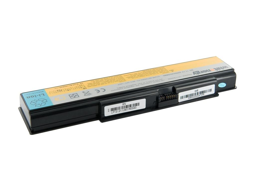 WE Prem. bat pro Lenovo IdeaPad Y530 11.1V 5200mAh