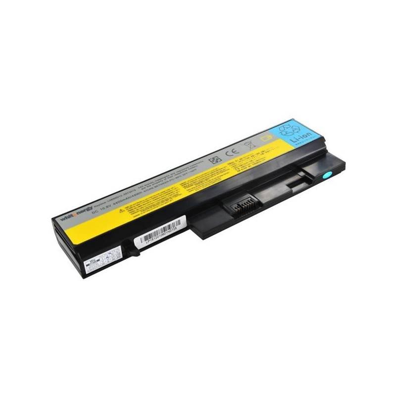 WE baterie Lenovo Ideapad U330 10.8V 4400mAh černá