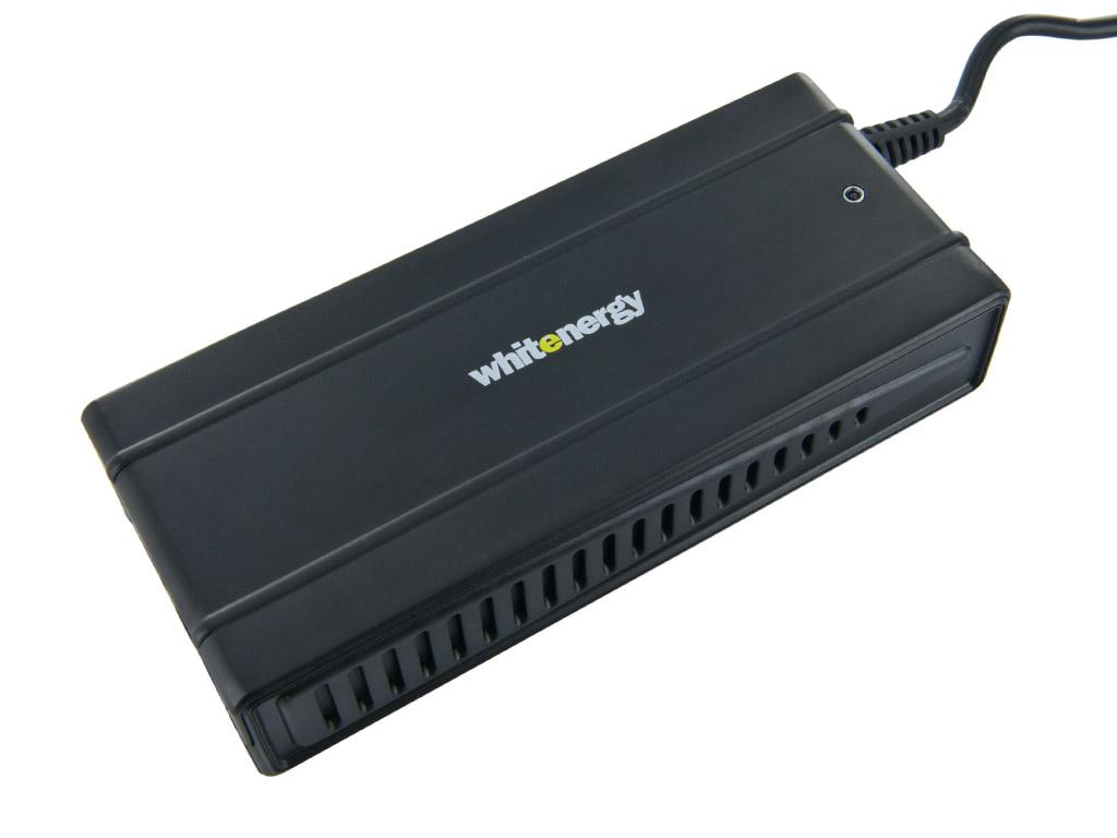 WE 90W+USB AC/DC Univ.adaptér pro not. 8 konc SLIM