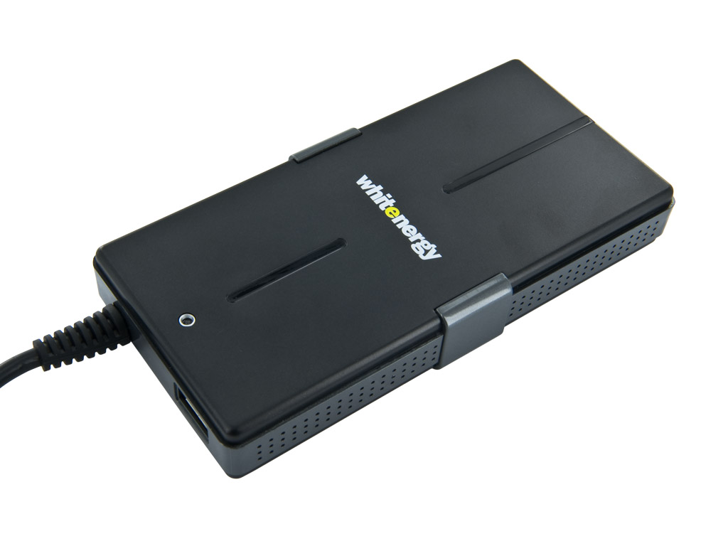 WE 65W+USB AC Univ.adaptér pro not.8konc SuperSlim