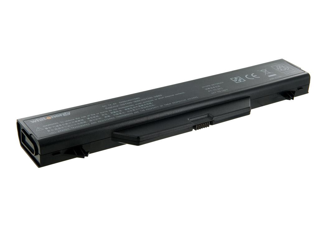 WE baterie HP ProBook 4710 14.4V 5200mAh černá