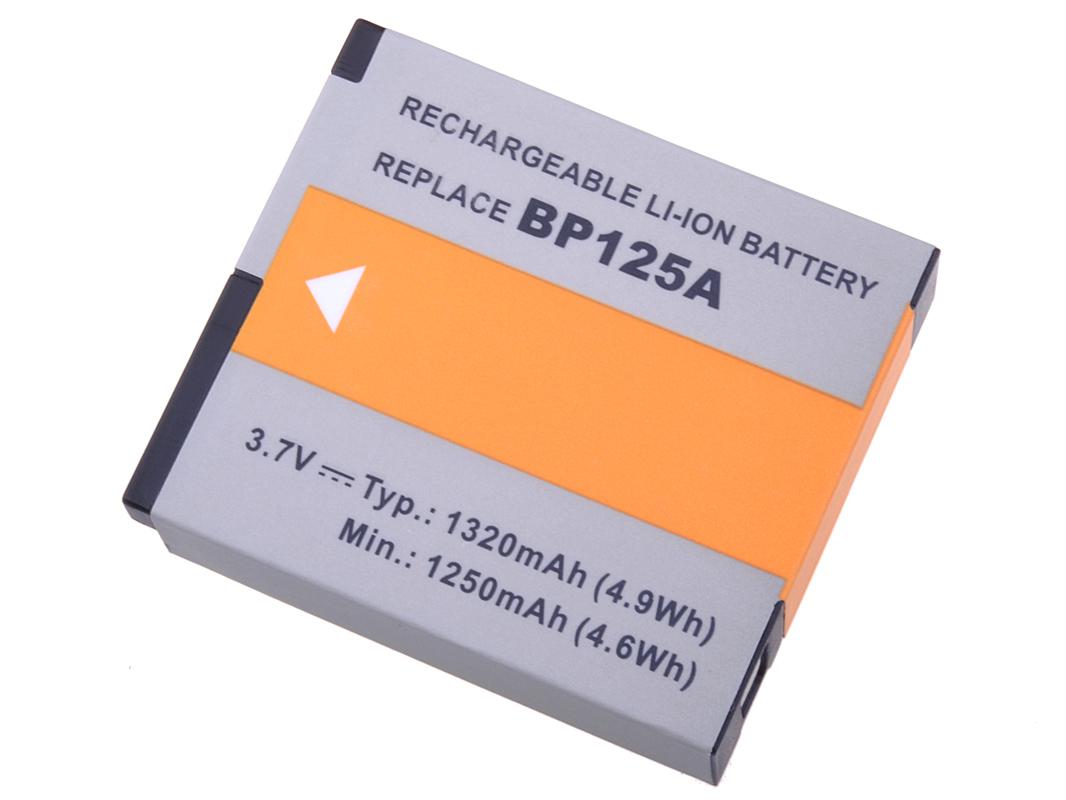 Baterie AVACOM Samsung BP125  Li-Ion 3.7V 1250mAh