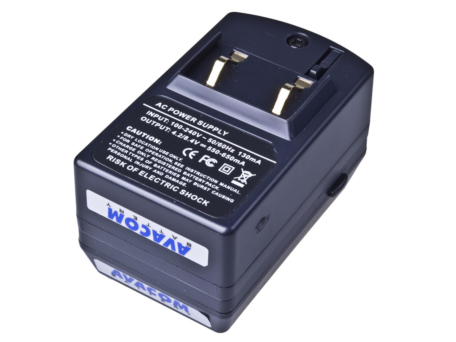 Nabíječka pro Li-Ion akumulátor Nikon EN-EL5 - NADI-ACM-155