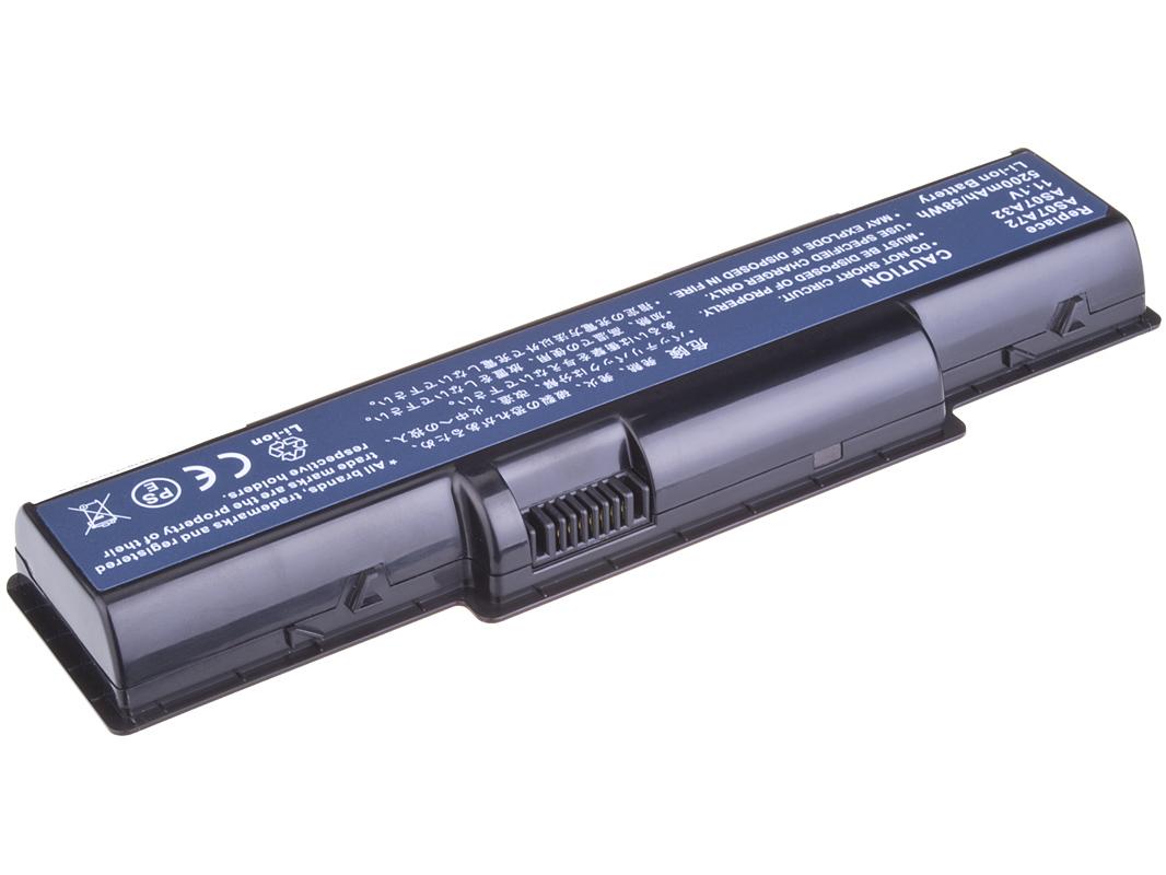 Baterie AVACOM NOAC-4920-806 pro Acer Aspire 4920/4310, eMachines E525 Li-Ion 11,1V 5200mAh cS