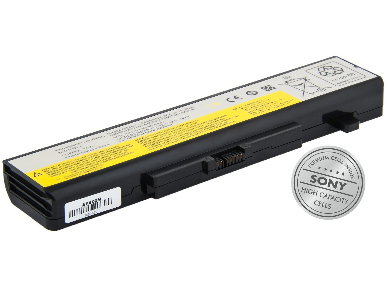 Baterie AVACOM NOLE-E430-S29 pro Lenovo ThinkPad E430, E530 Li-Ion 11,1V 5800mAh/64Wh