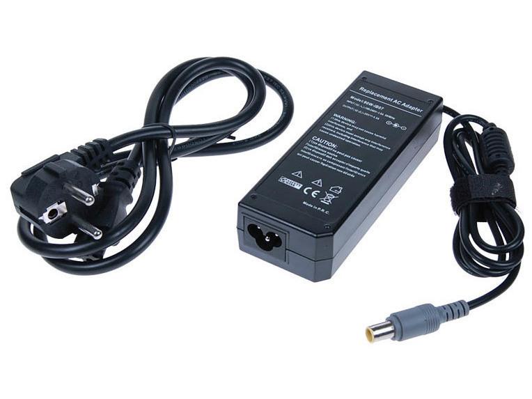 Nabíjecí adaptér AVACOM ADAC-Leno-90W pro notebook IBM/Lenovo 20V 4,5A 90W konektor 7,7mm x 5,5mm