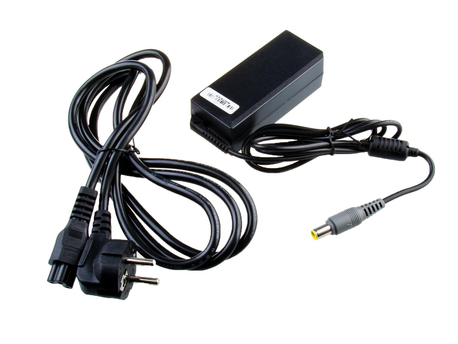 Nabíjecí adaptér AVACOM ADAC-Leno-65W pro notebook IBM/Lenovo 20V 3,25A 65W konektor 7,7mm x 5,5mm