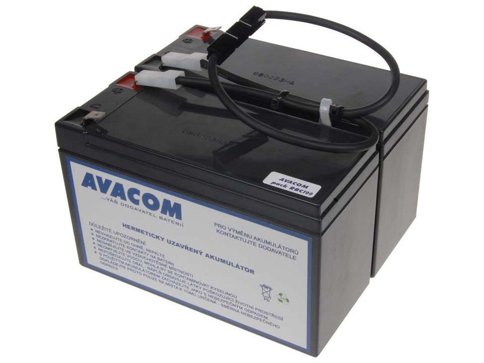 Baterie AVACOM AVA-RBC109 náhrada za RBC109 - baterie pro UPS