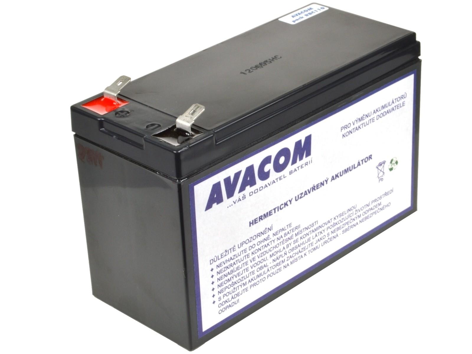 Baterie AVACOM AVA-RBC110 náhrada za RBC110 - baterie pro UPS - AVA-RBC110