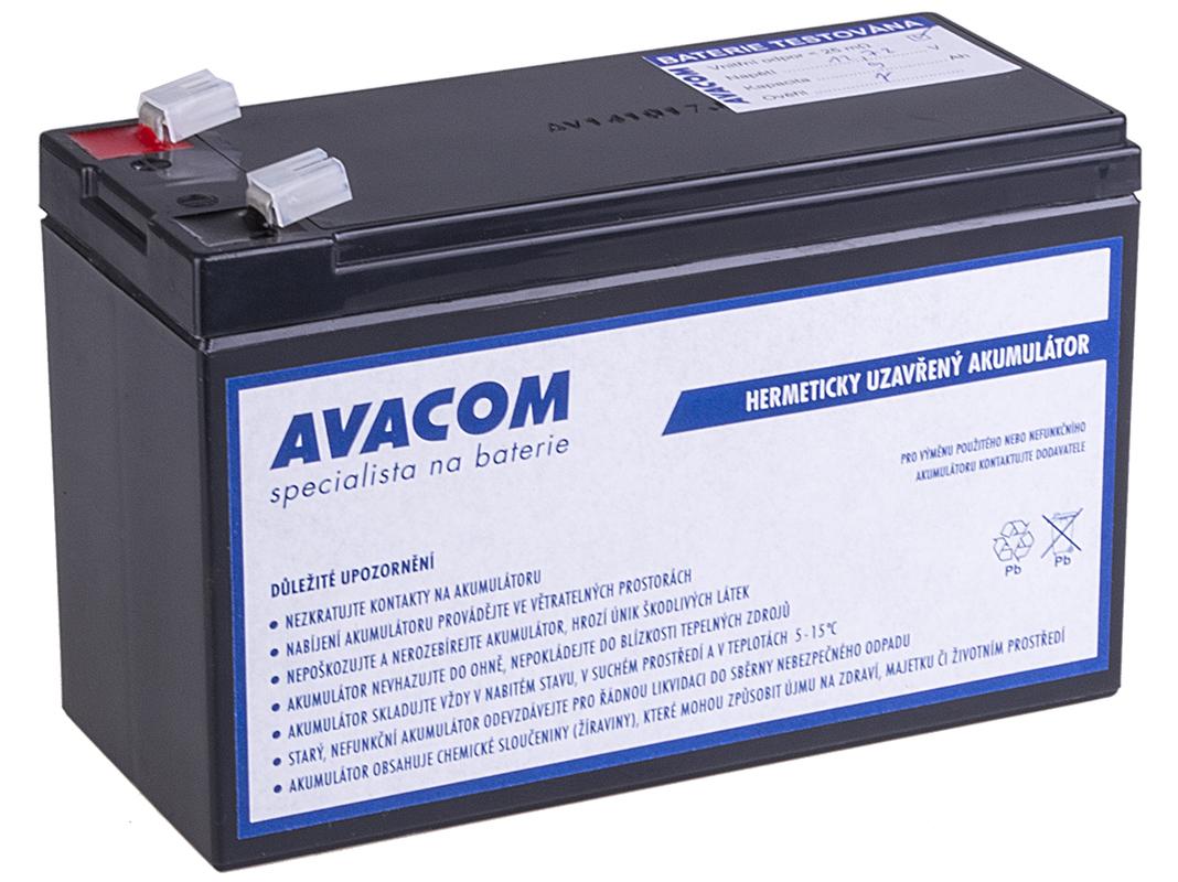 Baterie AVACOM AVA-RBC17 náhrada za RBC17 - baterie pro UPS - AVA-RBC17
