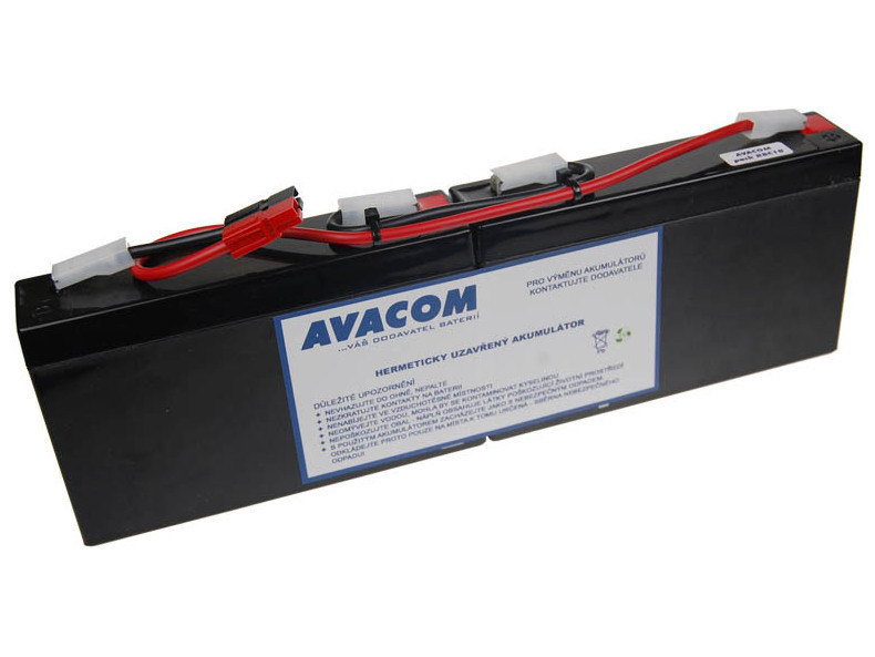 Baterie AVACOM AVA-RBC18 náhrada za RBC18 - baterie pro UPS