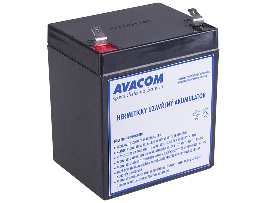 Bateriový kit AVACOM AVA-RBC29-KIT náhrada pro renovaci RBC29 (1ks baterie)