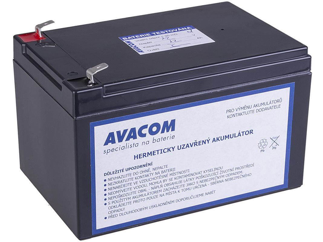 Baterie AVACOM AVA-RBC4 náhrada za RBC4 - baterie pro UPS - AVA-RBC4