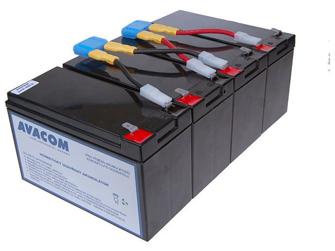 Baterie AVACOM AVA-RBC8 náhrada za RBC8 - baterie pro UPS