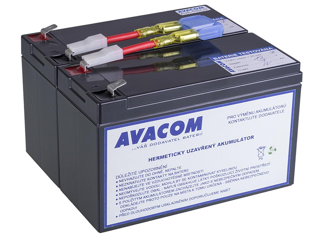 Baterie AVACOM AVA-RBC9 náhrada za RBC9 - baterie pro UPS