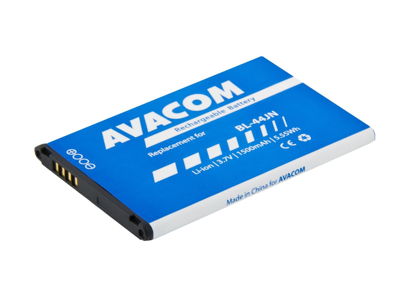 Baterie AVACOM GSLG-P970-S1500A do mobilu LG Optimus Black P970 Li-Ion 3,7V 1500mAh