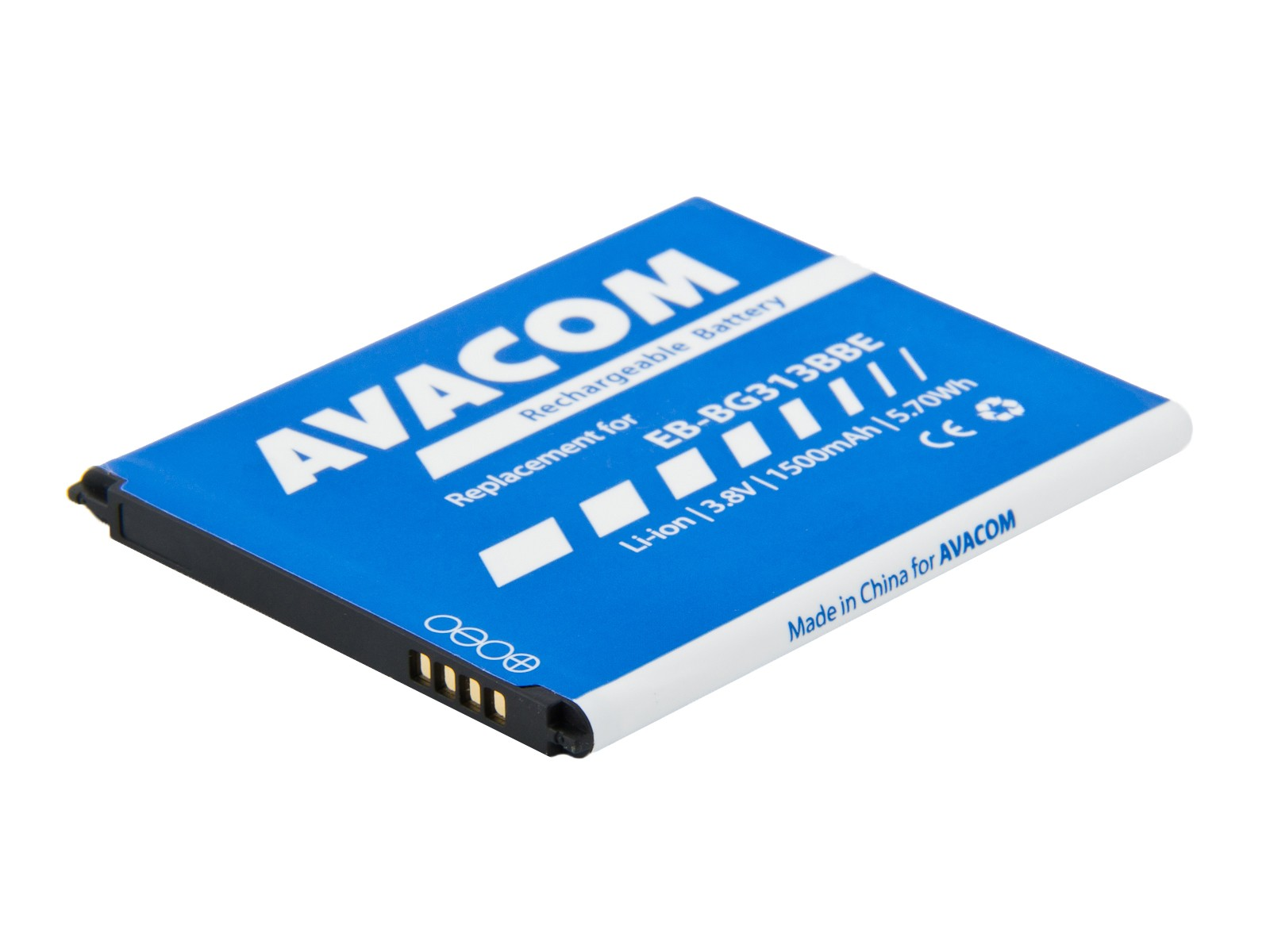 Baterie AVACOM GSSA-G313-1500 do mobilu Samsung Galaxy Trend2 Li-Ion 3,8V 1500mAh