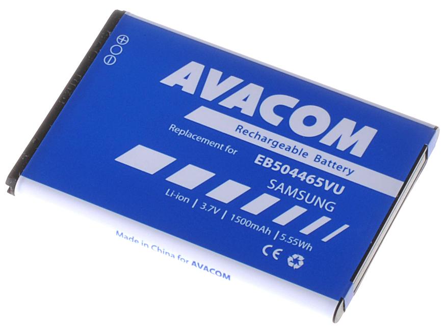 Baterie AVACOM GSSA-I891-S1200A do mobilu Samsung SGH-i8910 Li-Ion 3,7V 1500mAh - GSSA-I891-S1200A