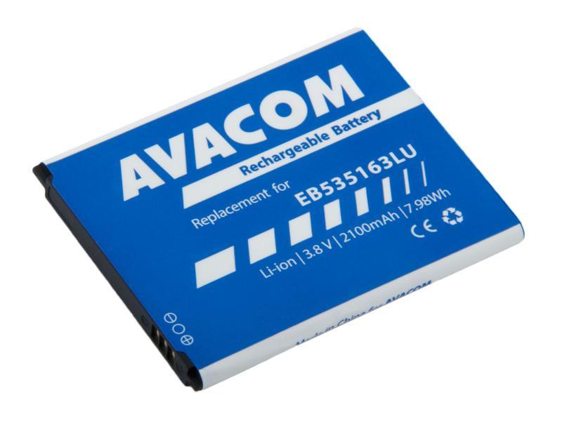 Baterie AVACOM GSSA-I9060-S2100 do mobilu Samsung Grand Neo Li-Ion 3,8V 2100mAh