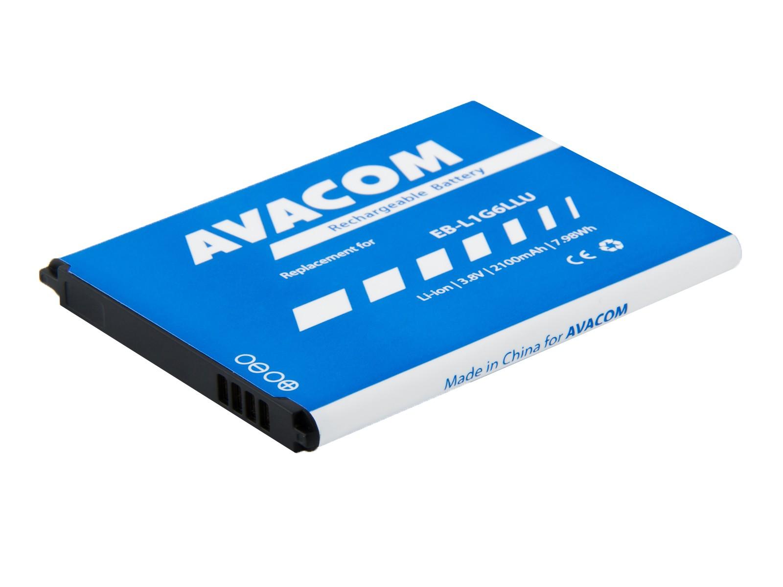 Baterie AVACOM GSSA-I9300-S2100A do mobilu Samsung SGH-I9300 Galaxy S III Li-Ion 3,7V 2100mAh - GSSA-I9300-S2100A