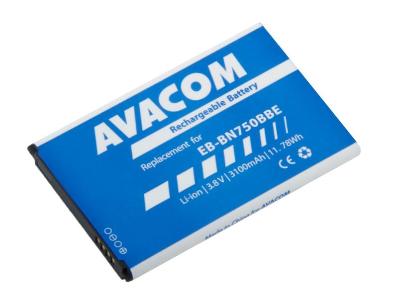 Baterie AVACOM GSSA-N7505-S3100 do mobilu Samsung Note 3 Neo Li-Ion 3,8V 3100mAh - GSSA-N7505-S3100